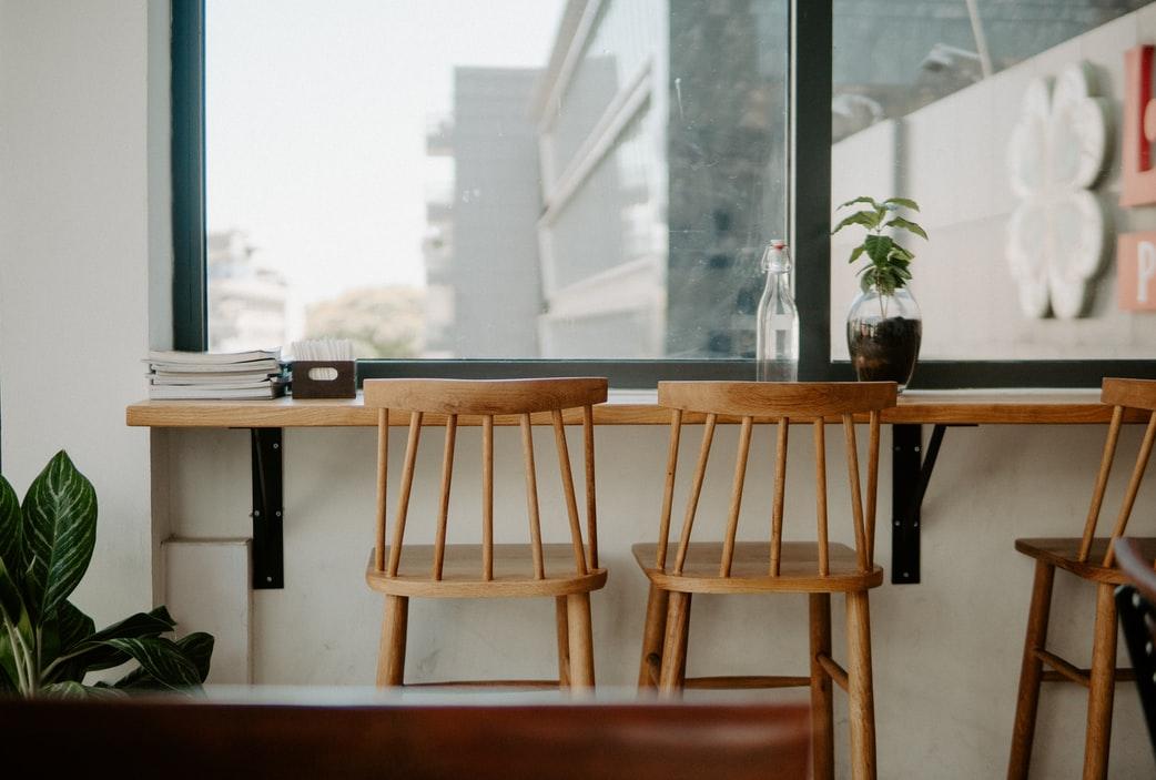 机と椅子の変わらない価値観