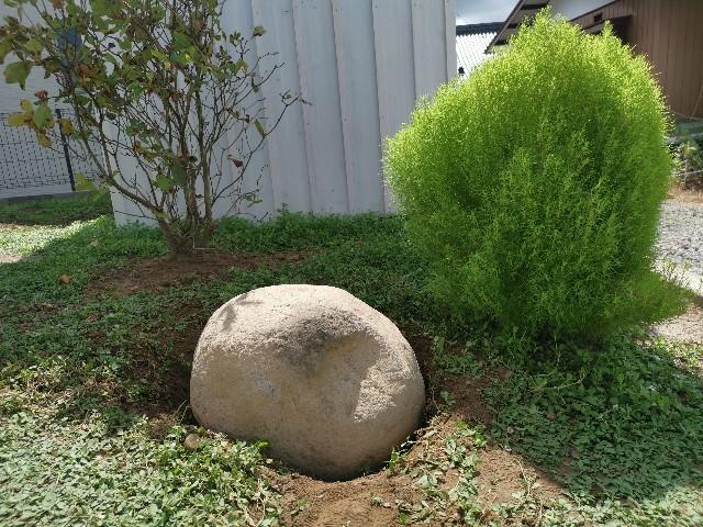 石の埋め替え