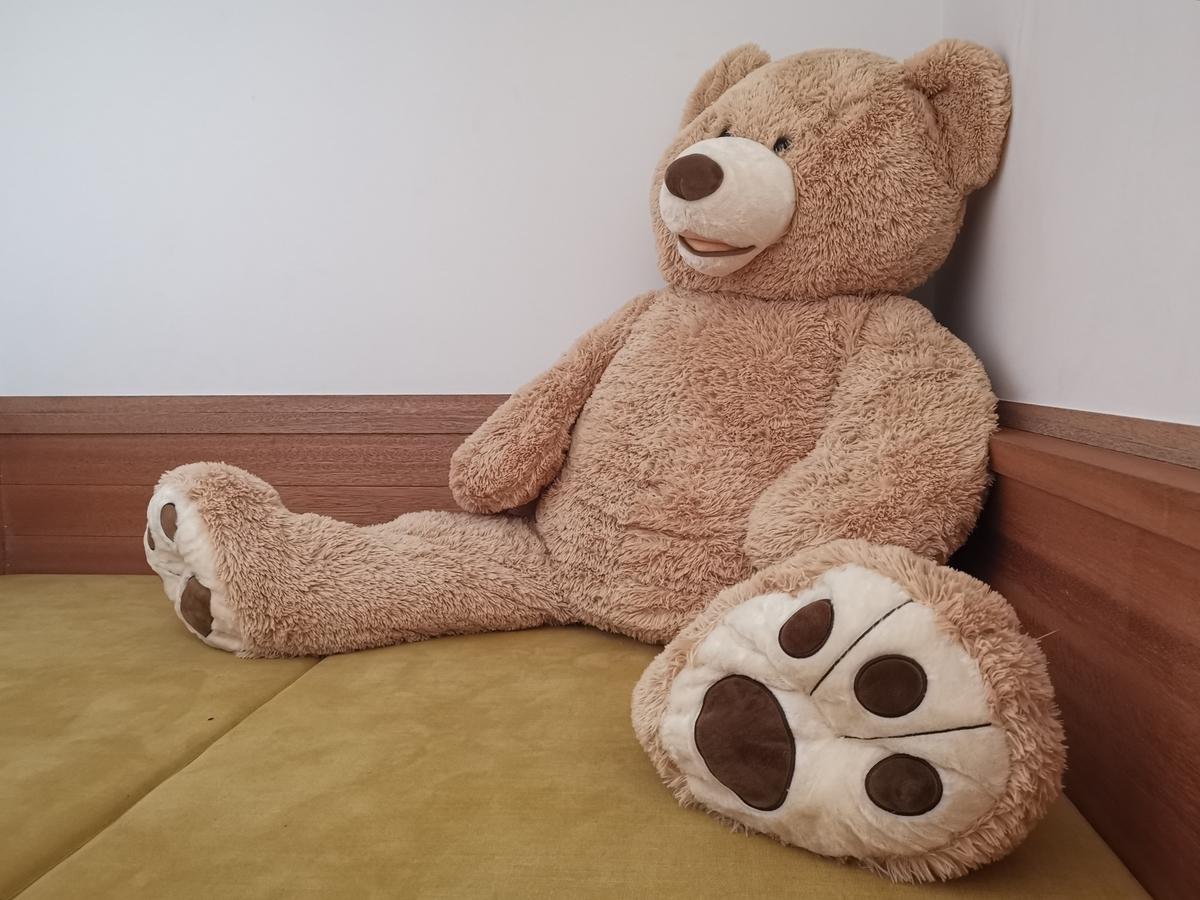 コストコ 熊のぬいぐるみ