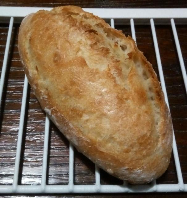 北海道産ハードブレッド専用粉ERのパン