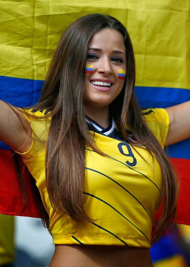 World Cup Hot Female Fans - Tomito Times-7460