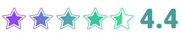 駿台予備校の星評価4.36