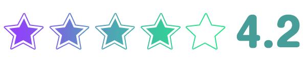NEW DAYS(ニューデイズ)の星評価4.2