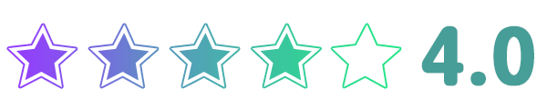 磯丸水産の星評価4