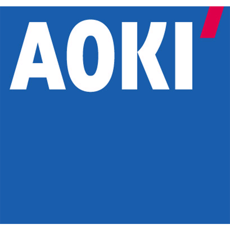日立市アオキ(AOKI)のロゴ画像