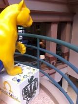 シェンリー・ホテル 動物の像