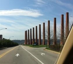 ホームステッドの12本の煙突