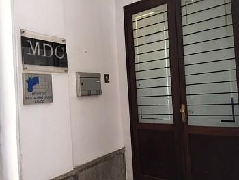MDC玄関