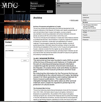 MDC | Archive