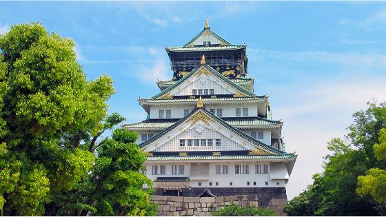 大阪 大阪城