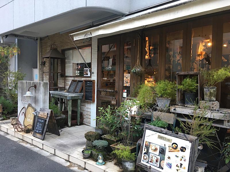 江坂 カフェ