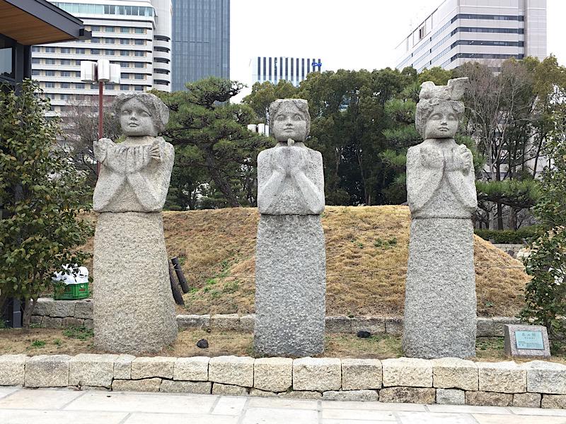 大阪城 城テラス