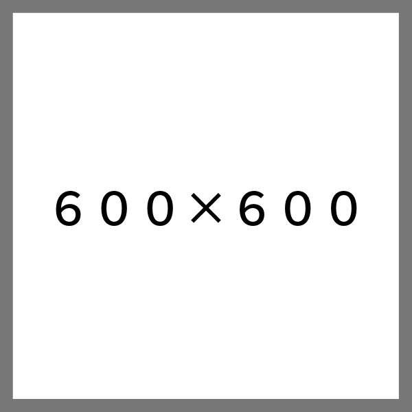 はてなブログアイキャッチ画像サイズ600×600