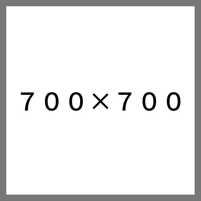 はてなブログアイキャッチ画像サイズ700×700