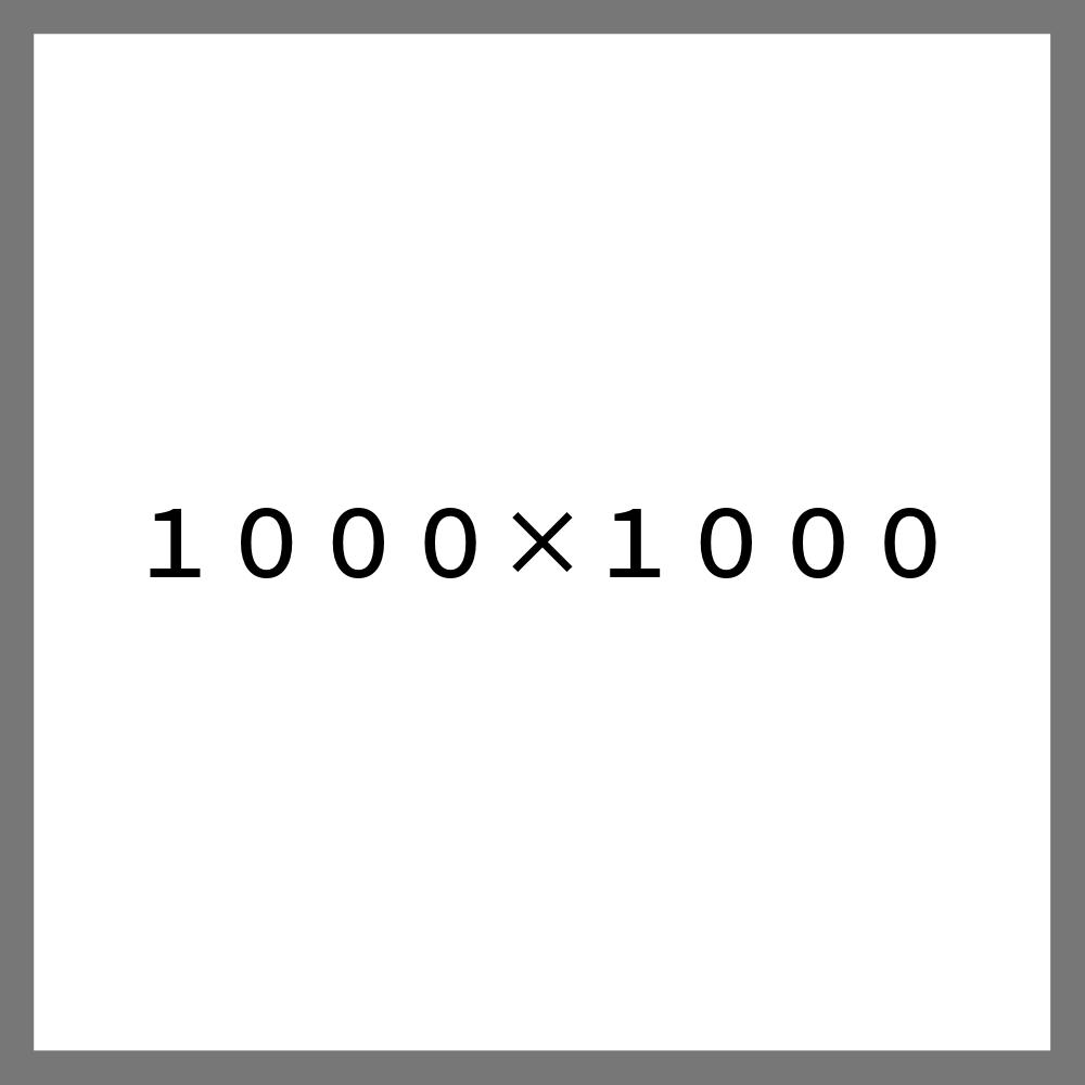 はてなブログアイキャッチ画像サイズ1000×1000