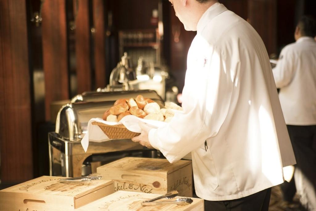レストランのアルバイト