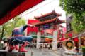 スパイダーマン in 南京町