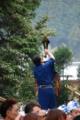 京都新聞写真コンテスト 祭の丁稚
