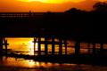 京都新聞写真コンテスト 渡月橋