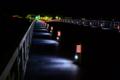 京都新聞写真コンテスト 渡月橋ナイト
