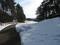 奥卯辰山公園の雪景色(2019.1.30)