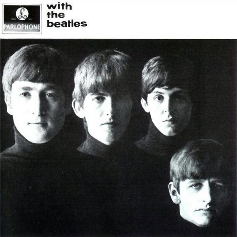 the beatles with the beatles