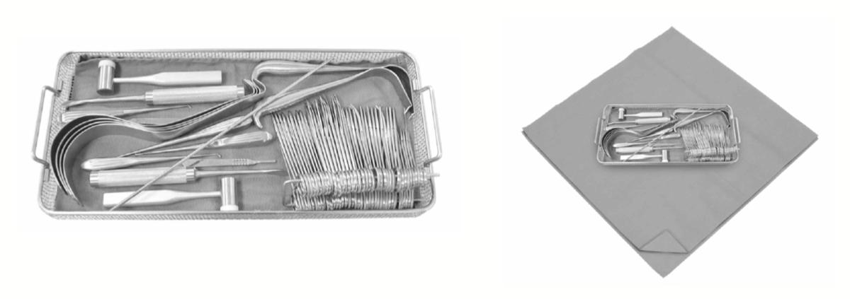 AAMI 包装機材 PCD