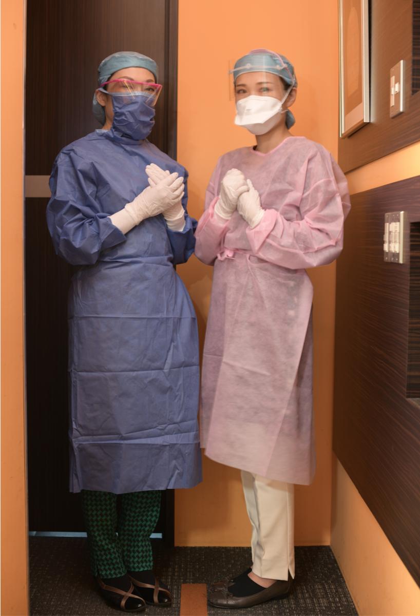 イリタニオフィス  感染制御 滅菌管理