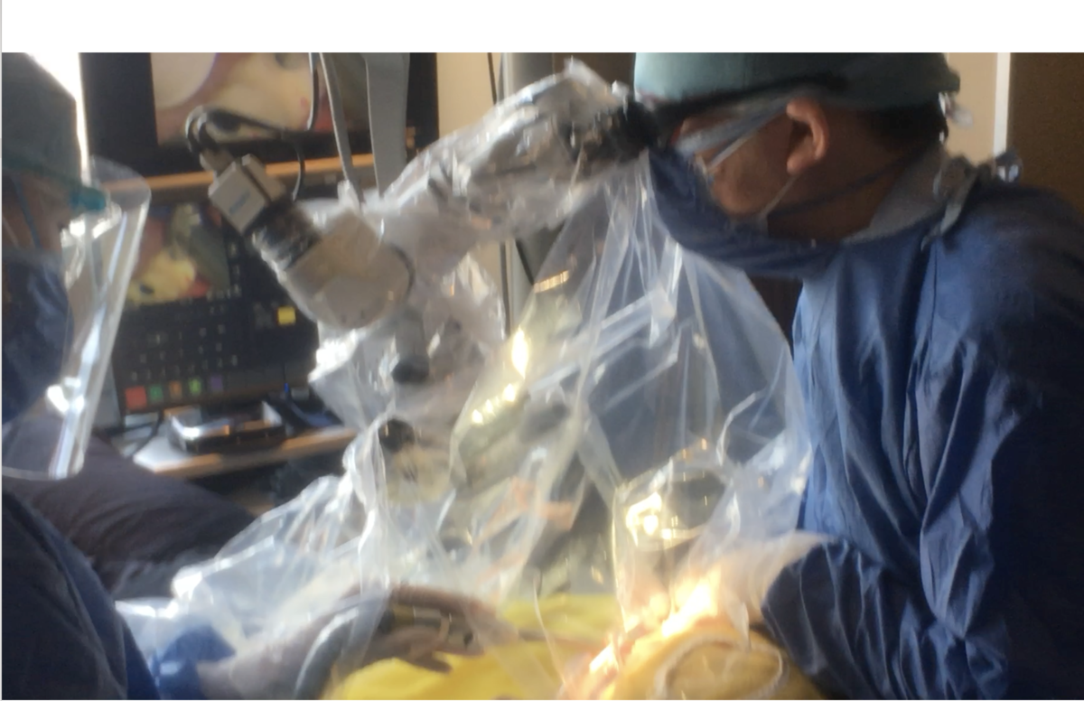 イリタニオフィス 顕微鏡歯科