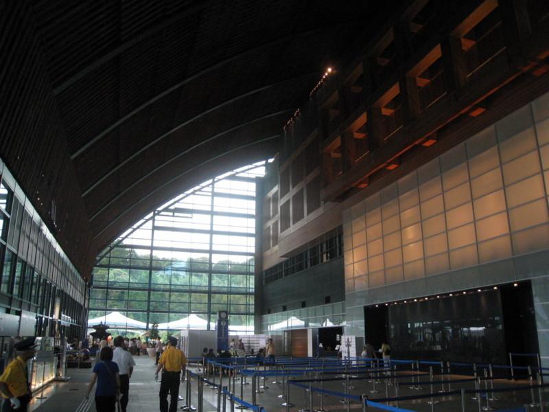 九州国立博物館ホール