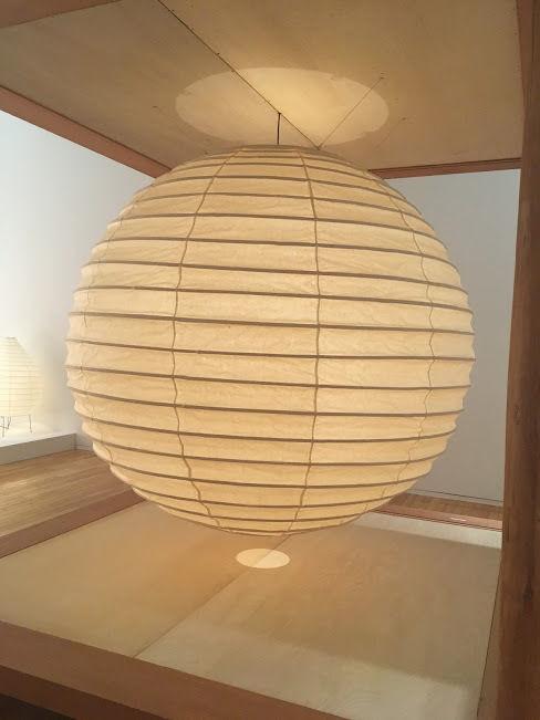 イサム・ノグチ ─ 彫刻から身体・庭へ ─(東京オペラシティ アートギャラリー)