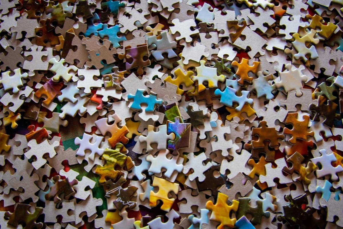 多数のパズル