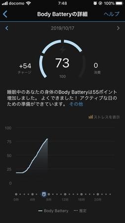 Body Battery
