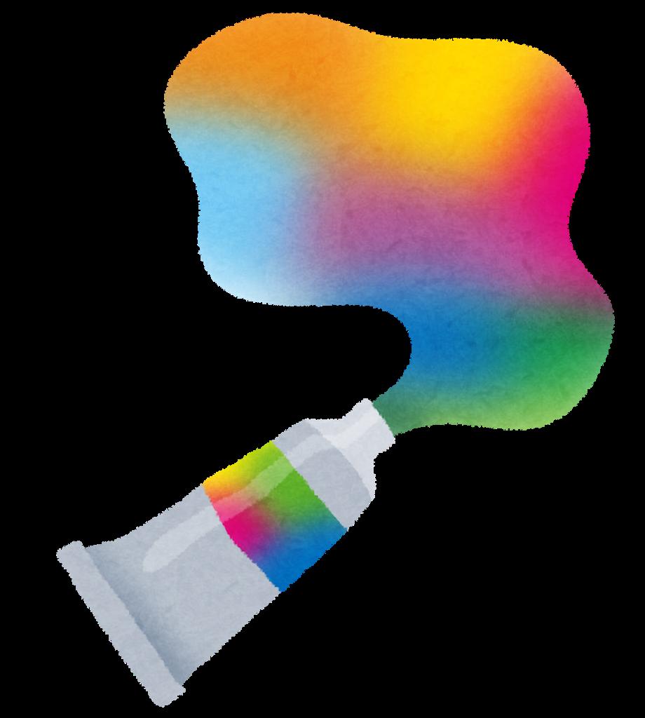 イラストの配色センスを向上しよう 1日あればイラストレーターに