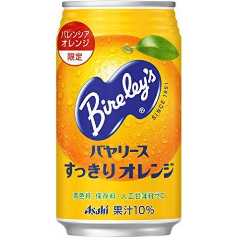 アサヒ バヤリース すっきりオレンジ 350g×24本