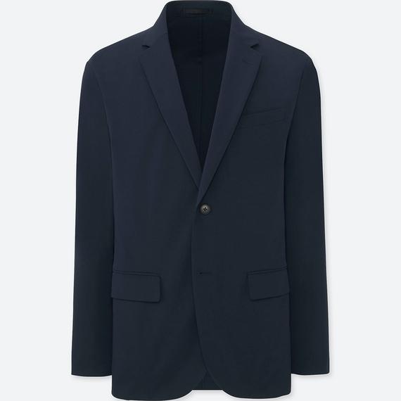 感動ジャケット(ウルトラライト) ユニクロ ビジネスカジュアル コンフォートジャケット