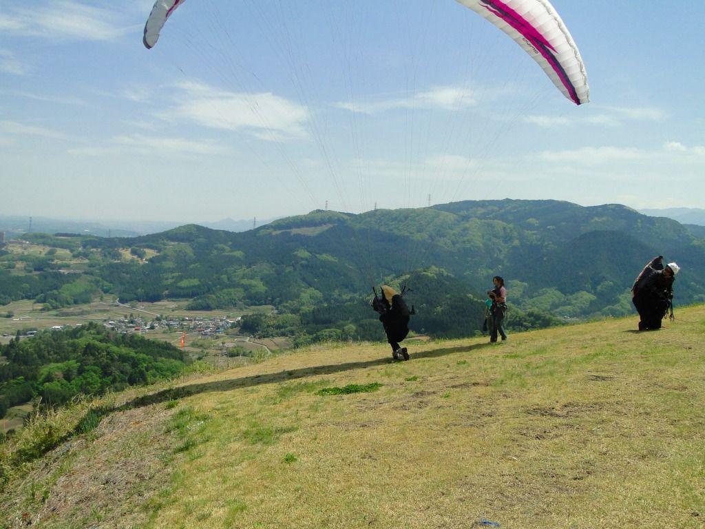 [パラグライダー][群馬][妙義][妙義感謝デー][Paraglider][Miyougi][Japan]