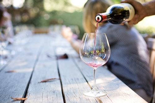 イビサ島のワイン