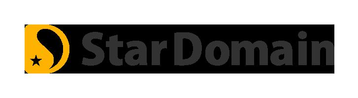 スタードメインロゴのイメージn