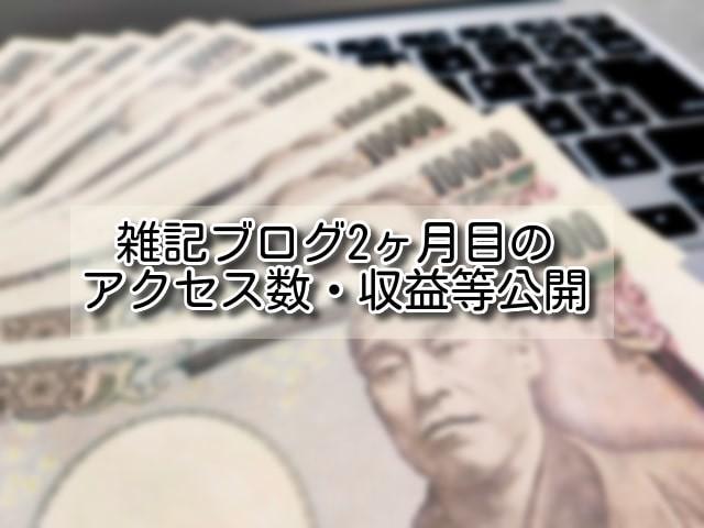 ブログ運営報告のイメージ