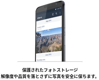 Amazonフォト無制限のイメージ