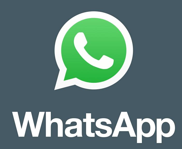 WhatsAppロゴのイメージ