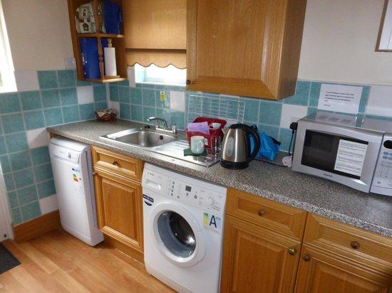 イギリス洗濯機のイメージ