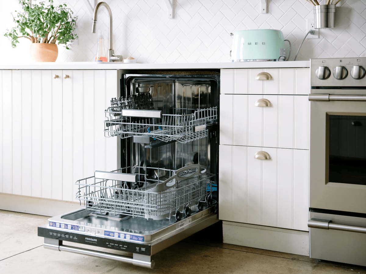 イギリス食洗器のイメージ
