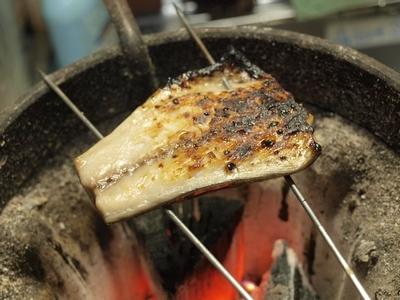 鯖の塩麹漬け