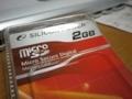 Silicon Power MicroSD 2GB