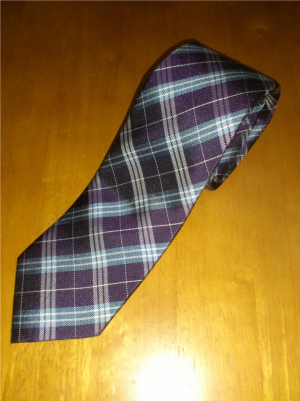 ネクタイだ!