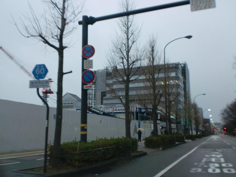 石川県道60号金沢田鶴浜線