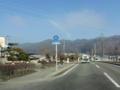 長野県道85号穂高明科線