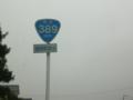 国道389号線